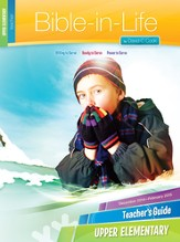 Bible-in-Life Upper Elementary Teacher's Guide, Winter 2014-15