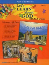 Learning God's Way (ages 2 & 3) Bible Memory Verse Visuals