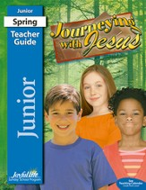 Journeying with Jesus Junior (Grades 5-6) Teacher Guide