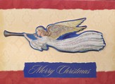 Angel Christmas Cards, Box of 10