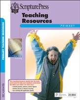 Scripture Press Primary Grades 1 & 2, Teaching Resources, Winter 2014-15