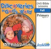 Discoveries in God's Word Primary (Grades 1-2) Bible Lesson DVD