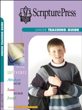 Scripture Press Junior Grades 5 & 6, Teaching Guide, Winter 2014-15