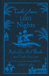 Tales from 1,001 Nights: Aladdin, Ali Baba and Other Favorites