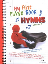 My First Piano Book Hymns, Volume 2