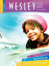 Wesley Early Elementary Teacher's Guide, Winter 2015-16