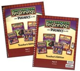 BJU K5 Beginnings Teacher's Edition, Third Edition