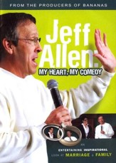 My Heart, My Comedy, DVD