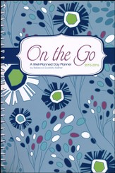 On the Go: A Well-Planned Day Planner (July 2015 - June  2016)