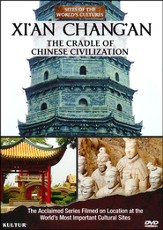 Xi'an-Chang'an: The Cradle of Chinese Civilization, DVD