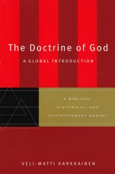 Doctrine of God, The: A Global Introduction - eBook