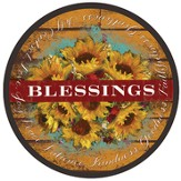 Blessings Lazy Susan Tray