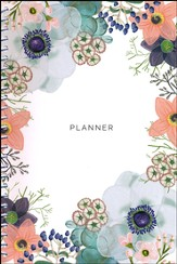 On the Go: A Well-Planned Day Planner (July 2016 - June  2017)
