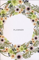Well-Planned Day Student Planner (Floral Style July 2016 -  June 2017)