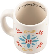 In Everything Give Thanks Mug, White
