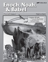 Extra Enoch, Noah, and Babel Bible Story Lesson Guide