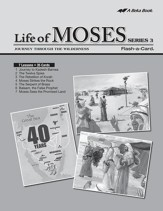 Extra Journey Through the Wilderness (The Life of Moses Series 3) Lesson Guide