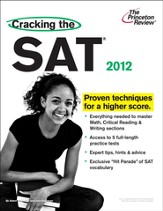 Cracking the SAT, 2012 Edition - eBook