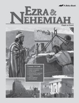 Extra Ezra and Nehemiah Bible Story Lesson Guide