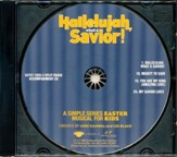 Hallelujah, What A Savior! (Split Track Accompaniment  CD)