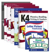 K4 Homeschool Parent Kit (Manuscript Edition)