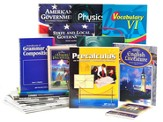 Grade 12 Homeschool Student Full-Grade Kit