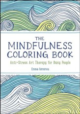 The Mindfulness, Coloring Book for Adults