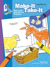 Bible-in-Life Preschool Make It Take It, Winter 2015-16