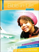 Early Elementary, Teacher's Guide, Winter 2013
