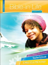 Bible-in-Life Early Elementary Teacher's Guide, Winter 2015-16