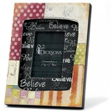 Believe Photo Frame