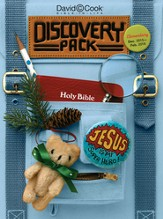 Bible-in-Life Elementary Discovery Pack, Winter 2015-16