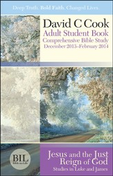 Adult Comprehensive Bible Study, Student Book, Winter 2013