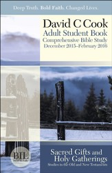 Bible-in-Life Adult Comprehensive Bible Study Student Book, Winter 2015-16