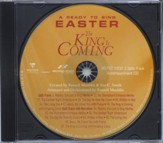 The King Is Coming (Split Track Accompaniment CD)