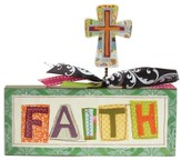 Faith Word Block