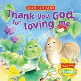 Thank You, God, For Loving Me - eBook