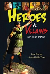 Heroes and Villains of the Bible - eBook