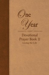 The One Year Devotional Prayer Book - Volume 2 - eBook