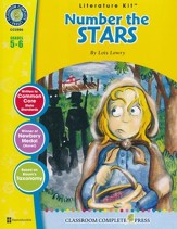 Number the Stars (Lois Lowry) Literature Kit