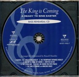The King Is Coming (Bass Rehearsal Track CD)