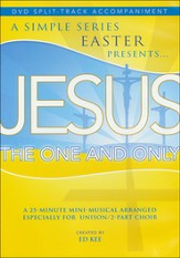 Jesus, the One and Only (DVD Split Track)