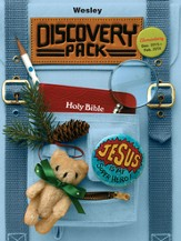 Wesley Elementary Discovery Pack (Craft Book), Winter 2015-16