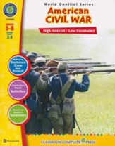 American Civil War Grades 5-8