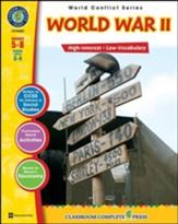 World War II Grades 5-8