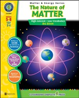 The Nature of Matter Big Book Grades 5-8