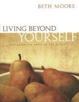 Living Beyond Yourself Member Book --Damaged