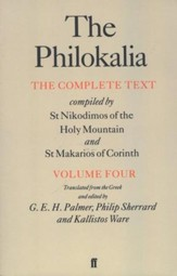 The Philokalia: Volume 4  - Slightly Imperfect