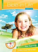 Bible-in-Life Early Elementary Bible Beginnings, Spring 2015