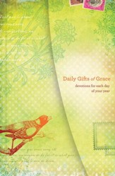 Daily Gifts of Grace: Devotions for Each Day of Your Year - eBook